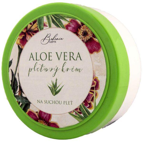 Pleťový krém - aloe vera