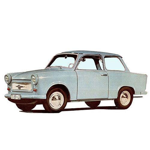 Tričko s retro motivem - T24 - trabant 601