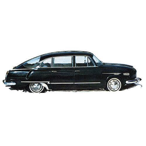 Tričko s retro motivem - T51 - Tatra 603