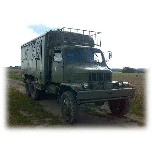 Tričko s retro motivem - T55 - Praga V3S