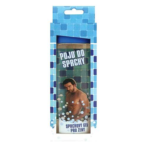 Dárkový sprchový gel 300 ml - 3D pro ženu v krabičce - oceanic