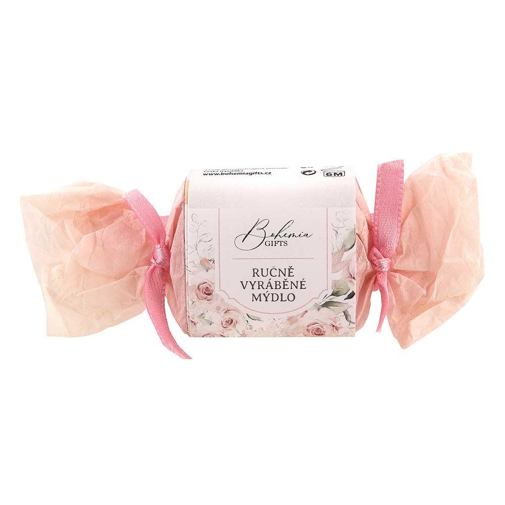 Toaletní mýdlo 30 g - růže