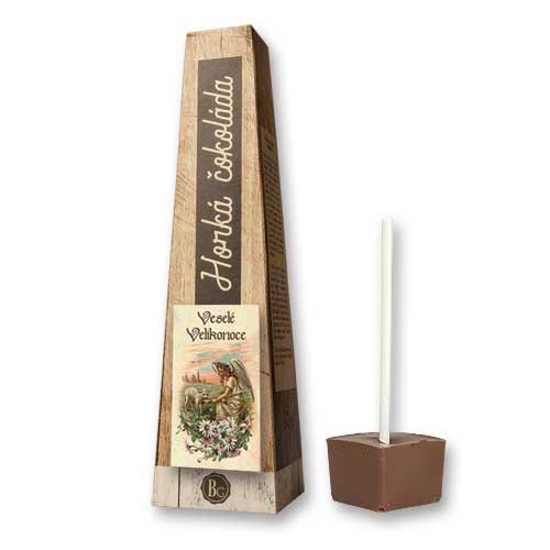 Prodejní box horká čokoláda 30 g - Veselé Velikonoce - 3x3ks