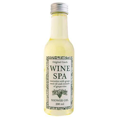 Wine Spa dárkové balení - vlasový šampon a sprchový gel