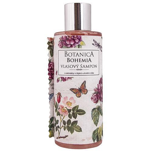 Botanica Bohemia kosmetický balíček - šípky a růže