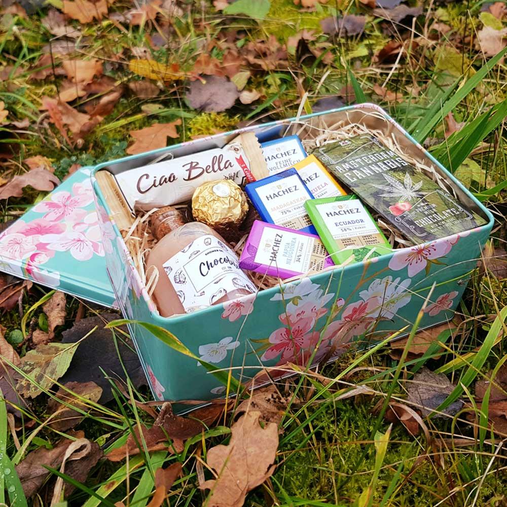 Dárkový box pro mlsné jazýčky