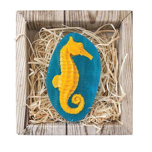 Ručně vyráběné mýdlo - mořský koník