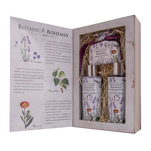 Botanica Bohemia kosmetický balíček - levandule