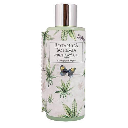 Botanica Bohemia konopná kosmetická sada
