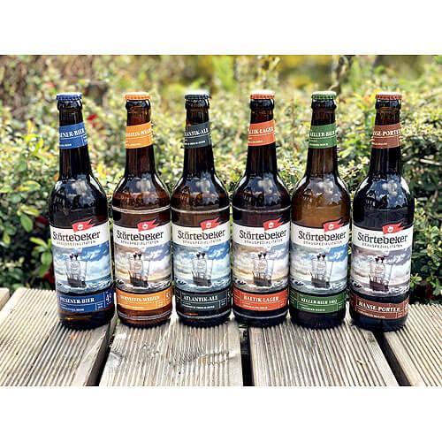 Dárkový výběr německých piv Störtebeker
