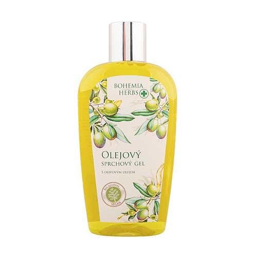 Kosmetický dárkový balíček - oliva