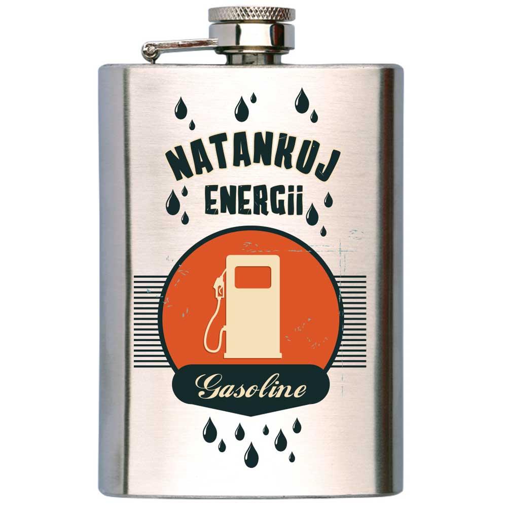 Placatka na alkohol 200 ml - natankuj energii