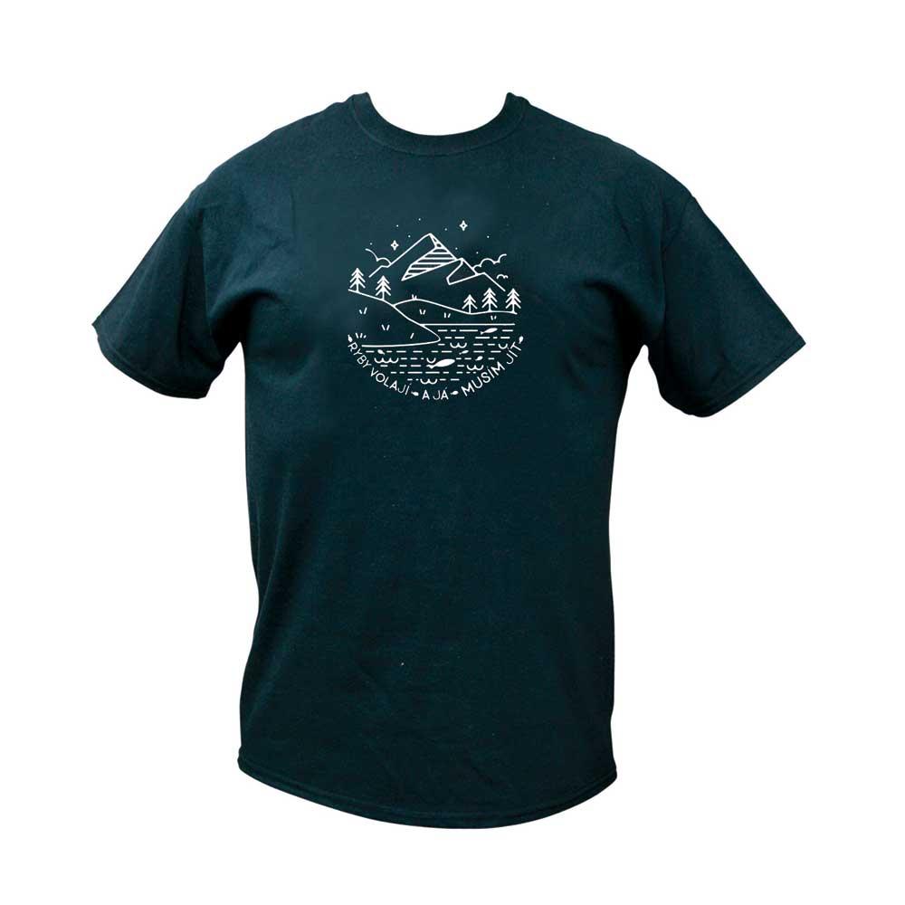 Tričko pro rybáře - ryby volají