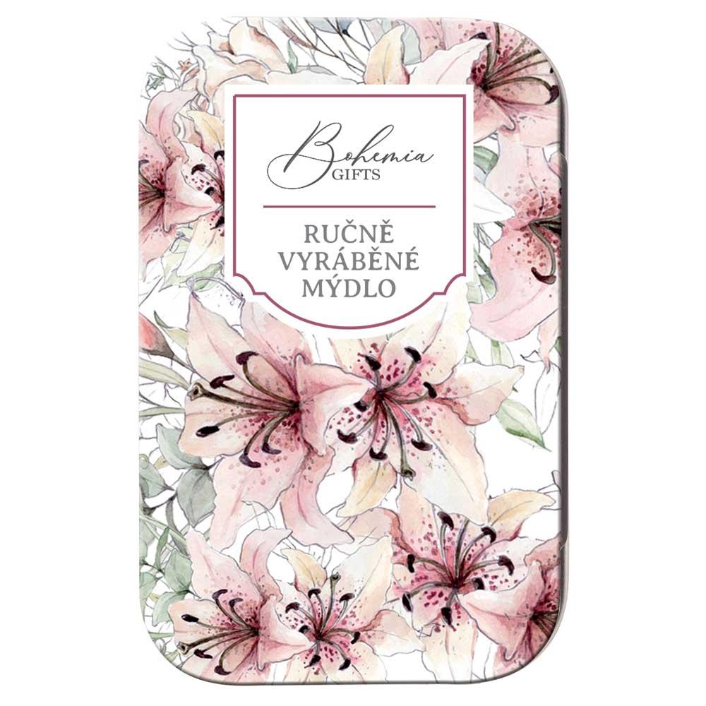 Toaletní mýdlo 80 g v krabičce - vinná réva