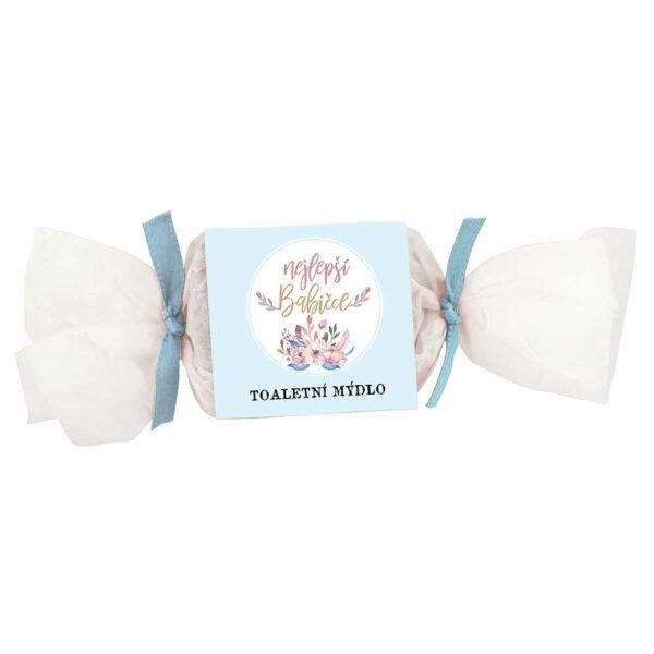 Toaletní mýdlo 30 g - nejlepší babička