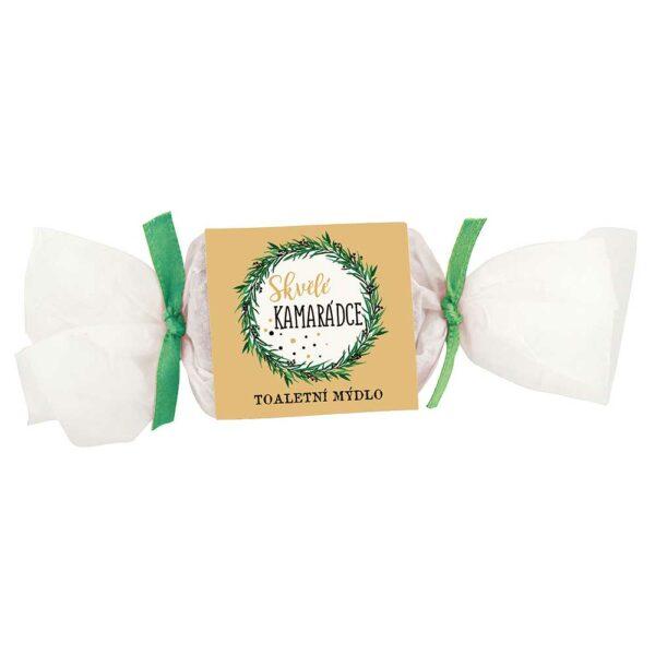 Toaletní mýdlo 30 g - skvělé kamarádce