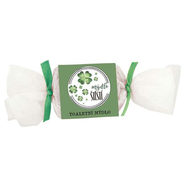 Toaletní mýdlo 30 g - štěstí
