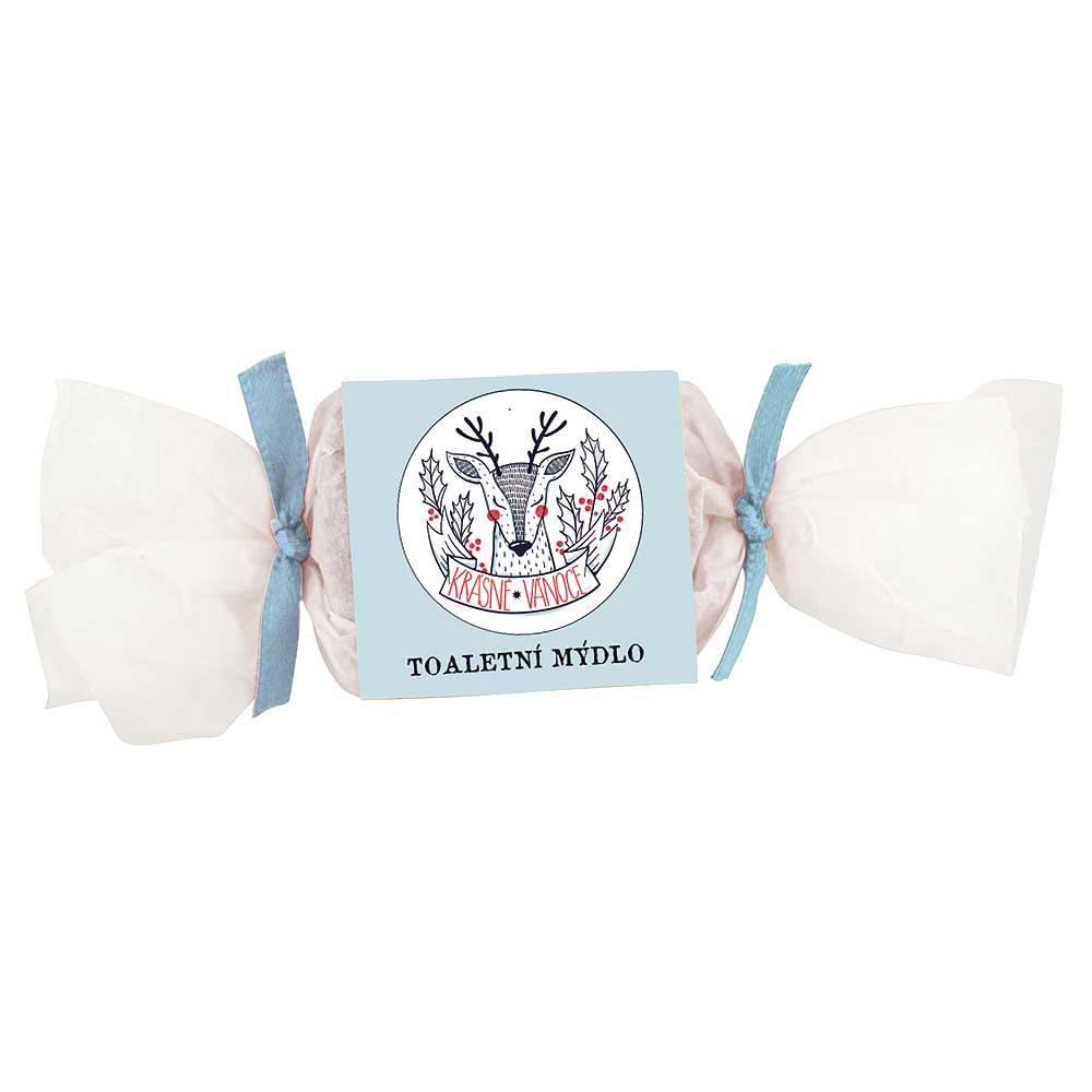 Toaletní mýdlo 30 g - krásné vánoce