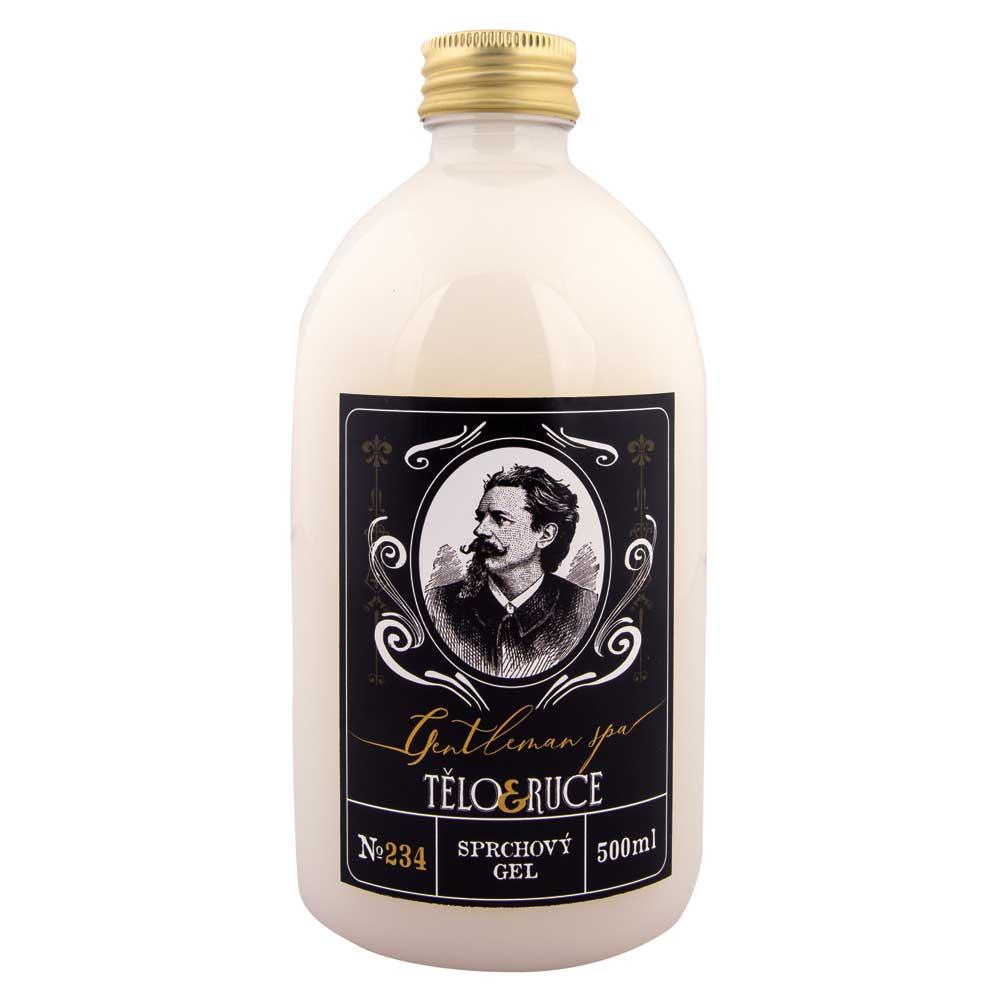 Sprchový gel pro muže 500 ml - gentleman
