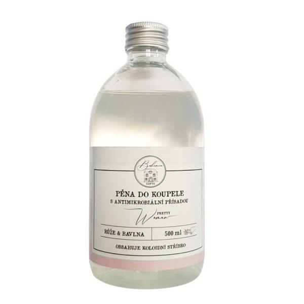 Koupelová pěna 500 ml s antimikrobiálními přísadami