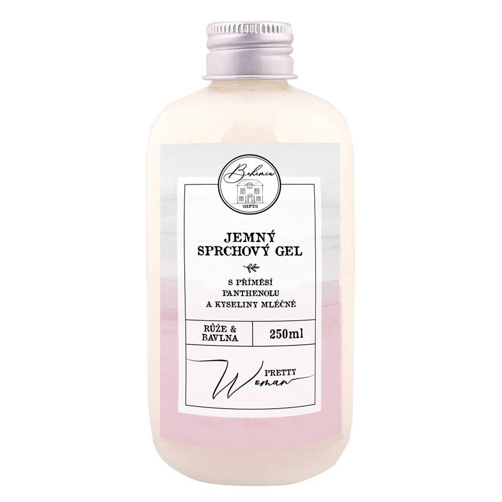 Jemný sprchový gel pro intimní hygienu 250 ml