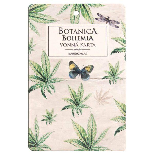 Botanica vonná karta - konopí