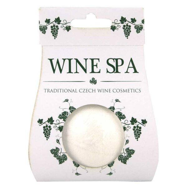 Wine Spa vinná réva - šumivá bomba do vany