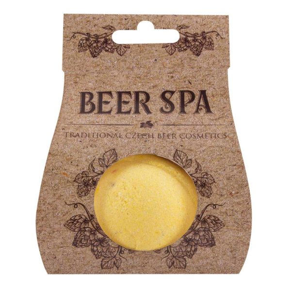 Beer Spa pěnivá bomba do vany - pivo