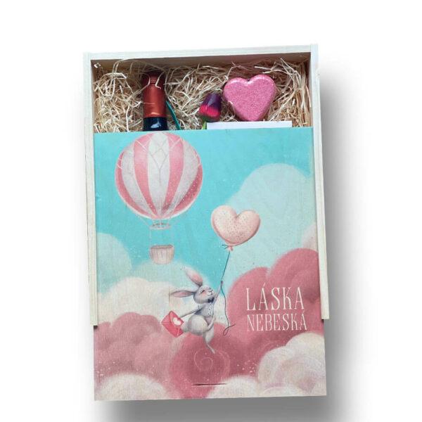 Dárkový box pro zamilované - love elixír