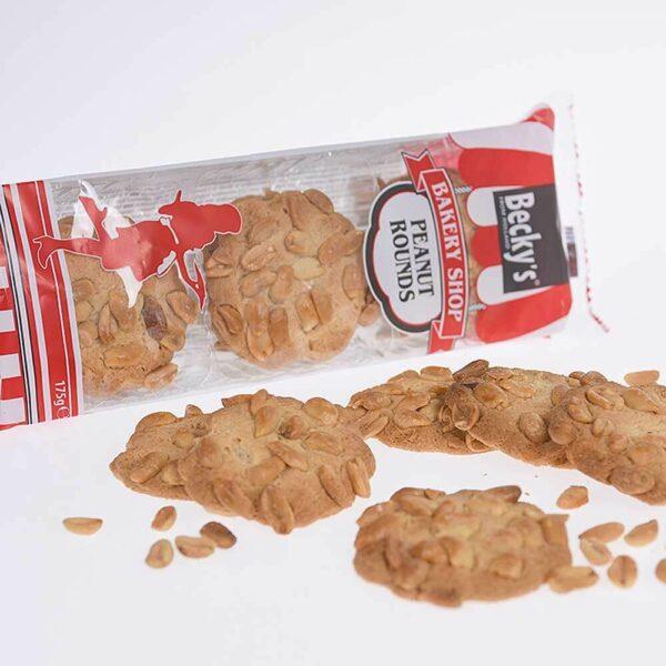 Sušenky s arašídy