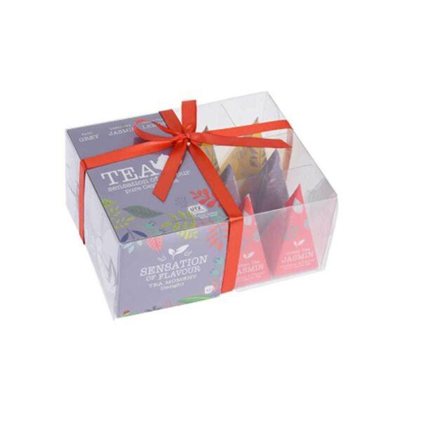 Tea Box dárková sada cejlonských čajů