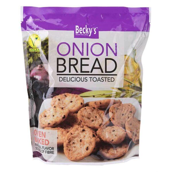 Pečený chléb s cibulí 150 g