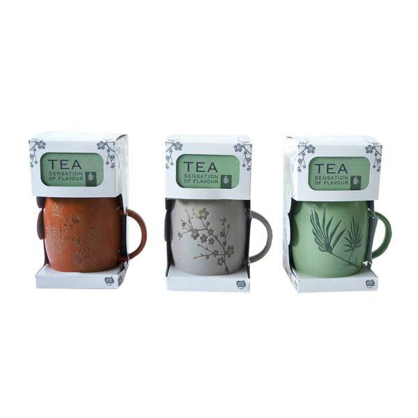 Botanical čaje s hrnkem