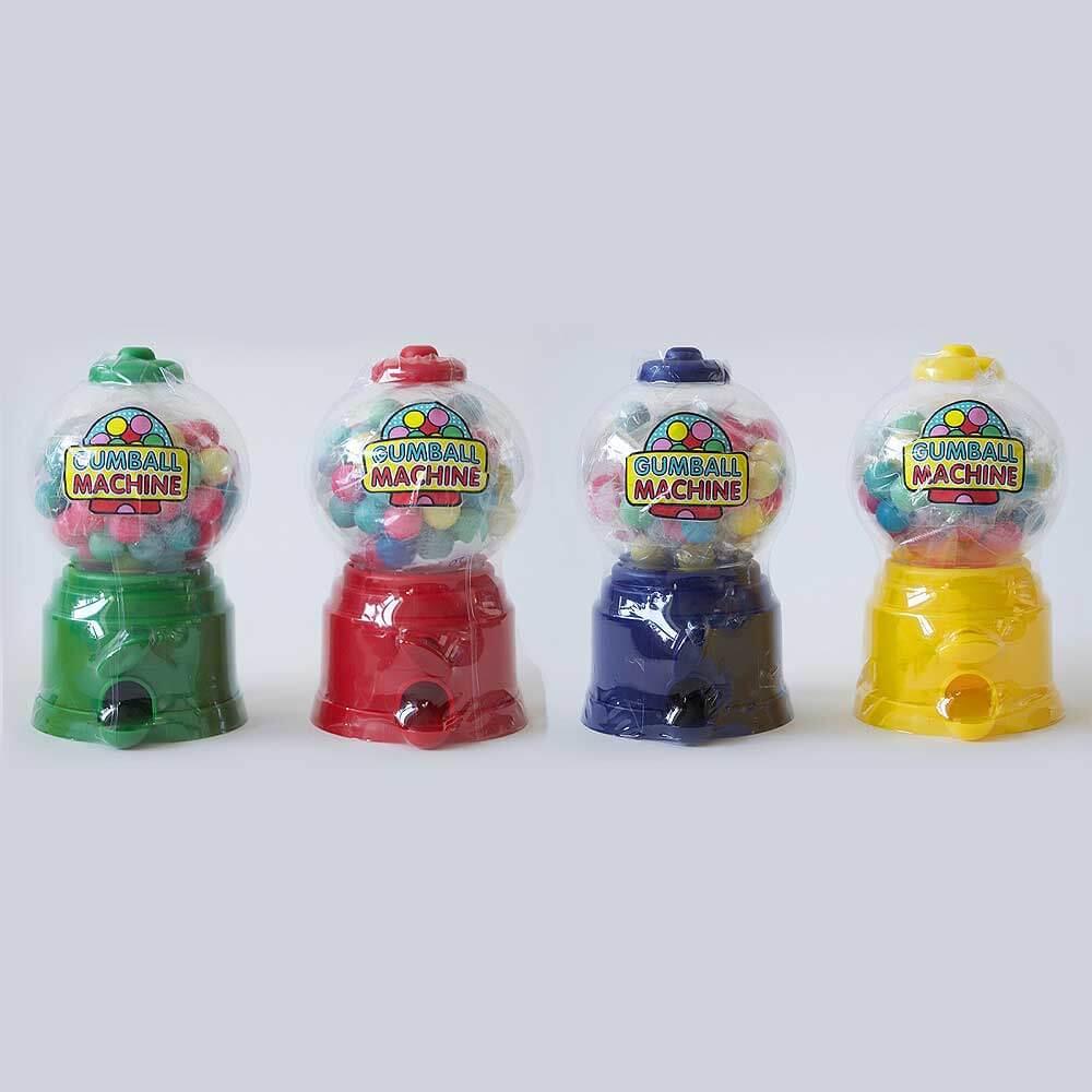 Kulaté žvýkačky v zásobníku s výdejníkem