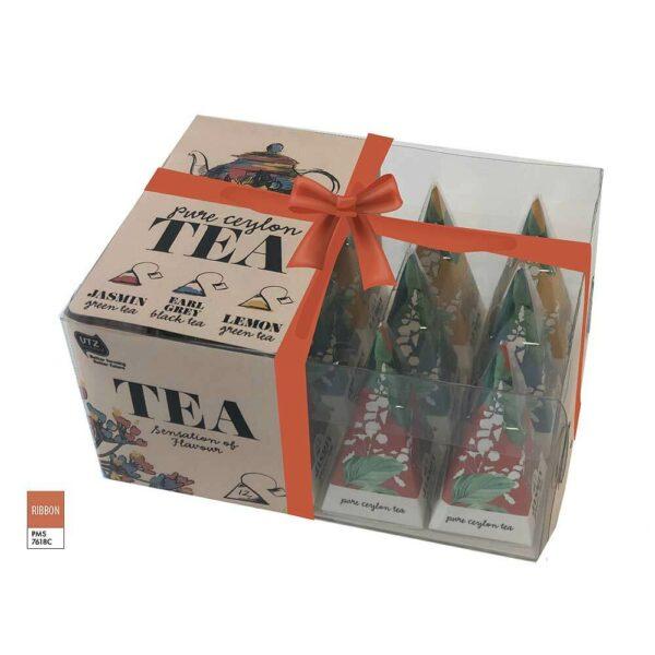 Tea Box sada cejlonských čajů