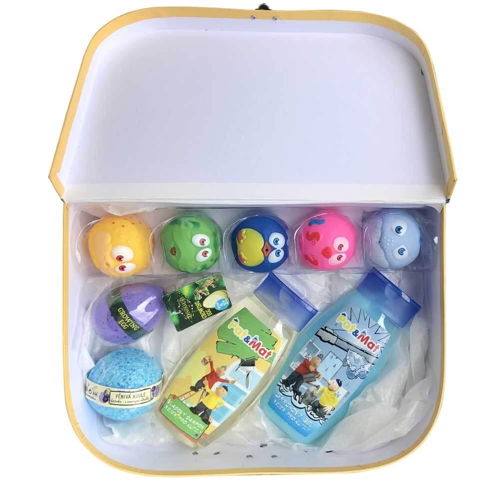 Dárkový kufřík pro kluky