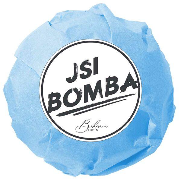 Šumivá bomba do koupele - Jsi bomba