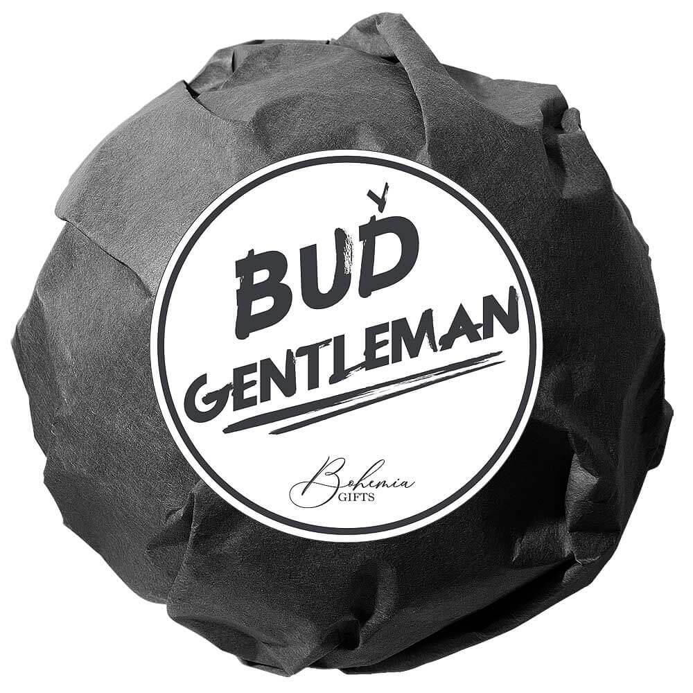 Šumivá bomba do koupele - Buď Gentleman